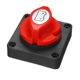 High Current Car Battery Switch Battery Power Off Switch Knob Yacht Switch