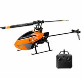 Eachine E129 2.4G 4CH 6-assige Gyro Altitude Hold Flybarless RC Helicopter RTF