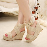 Large Size Wedge Sandals women