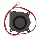 DC 12v 4020 Brushless Sleeve Bearing Turbo Blower Cooling Fan with XH2.54-2P Cable