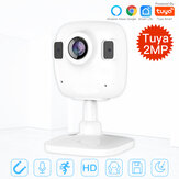MoesHouse K3 Tuya Smart Life Wireless HD 1080P Kamera IP Inteligentna podczerwień Dwukierunkowe audio Night Vision
