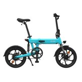 [EU Direct] HIMO Z16 10Ah 36V 250W Moped Electric Bike Folding Bike 25km/h Max Speed 80km Mileage Max Load 100kg 3 Modes Youpin