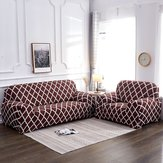 1/2/3/4 Seater Elastic Sofa Chair Covers Slipcover Settee Stretch Floral Couch Protector for Living Room
