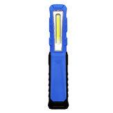 180LMCOBArbejdsbelysningUSBopladning14500 Batteri lommelygte Vandtæt EDC LED-lampe med klips