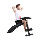 KALOAD 250KG Bearing Home Sit-ip Bench Foldable Aptidão Board Dumbell Bench Abdominal Bench