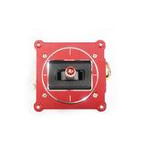 Frsky M9-Gimbal M9 Hoge gevoeligheid Hall-sensor cardanische rode kleur voor Taranis X9D en X9D Plus RC FPV Racing Drone