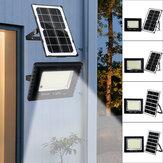 236/410/600 / 988LED Solar Flood Light Glass Style Lichtsteuerung Outdoor Garden Street Wandleuchte + Fernbedienung