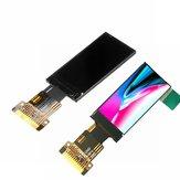 5шт. 0,96 дюймов HD RGB IPS LCD Дисплей Экран SPI 65K Полноцветный TFT ST7735 Направление ИС привода Регулируемая
