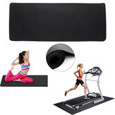 190*85cm Exercise Mat Non-slip Pilates Gym Yoga Treadmill Bike Protect Floor Walking Pad Mat