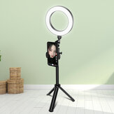 Bakeey B-20 LED Ring Fill Light Live Broadcast Lamp With Gimbal Base For Makeup Youtube Tiktok