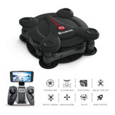 Eachine E55 Mini WiFi FPV Foldable Pocket Selfie Drone With High Hold Mode RC Quadcopter($9.99 Coupon Code: BGRCE55)