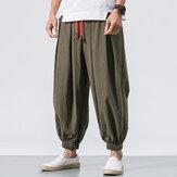 पुरुषोंकीसूतीढीलीजोगरआरामदायक पैंट