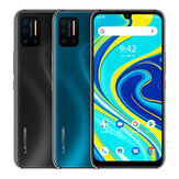 UMIDIGI A7 Pro Band Global 6.3 inci FHD + Android 10 4150mAh 16MP AI Quad Camera 3 Slot kartu 4GB 64GB Helio P23 4G Smartphone