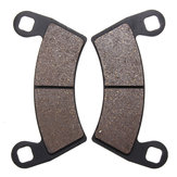 Front Rear Brake Pad per Polaris RZR 1000 XP Equipaggio Ranger 700 800 900 RZR-4 XP