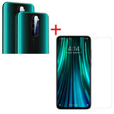 Bakeey Soft Screen Protector+Tempered Glass Phone Lens Protector for Xiaomi Redmi Note 8 Pro