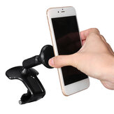 Universal 360° Rotation Magnetic Car Phone Holder Stand Dashboard Clip Mount Holder in Car