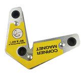 2pcs 25 lbs Angle Arrow Solda Locator Magnetic Welding Holder Tool Welder