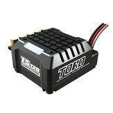 SKYRC SK-300062-02 TORO TS120 1/10 Aluminio Sin escobillas Soporte para ESC con sensor 2-3S Lipo