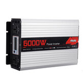 Mensela IT-PS1 Pro Layar Cerdas Solar Pure Sine Wave Power Inverter 2200W / 3000W / 4000W / 5000W / 6000W / 7000W DC 12V / 24V Ke AC 220V Converter