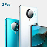 Bakeey 2Pcs HD Clear Ultra-thin Anti-scratch Soft Tempered Glass Phone Lens Protector for Xiaomi Poco F2 Pro / Xiaomi Redmi K30 Pro