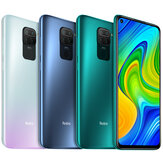 Xiaomi Redmi Note 9 Global Version 6,53 palce 48MP Quad Camera 4GB 128GB 5020mAh Helio G85 Octa core 4G Chytrý telefon