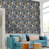 3D Waterproof Wall Paper Brick Sticker Rolls Self-adhesive Backdrop 45cm*5/10m For Bedroom Living Room Decoration
