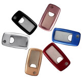 Soft TPU voiture à distance Smart Key Fob Cover Case / sac Shell pour VW Le golf GTI Passat Jetta Siège Altea