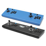 PandoraBox 4S 815 em 1 Double Player Double Joystick Arcade Game Console Blue Black