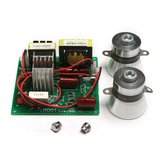 AC 220V Ultraschallreiniger Power Driver Board mit 2Pcs 50W 40K Wandler
