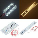 10w rectangle LED painel placa teto lâmpada chip placa ac220v