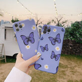 Fashion Ins Butterfly Pattern Shockproof TPU Protective Case for iPhone 11 / 11 Pro / 11 Pro Max / X / XS / XR / XS Max / 7 / 8 / 7 Plus / 8 Plus