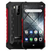 Ulefone ARMOUR X3 IP68 IP69K Vanntett 5,5 tommer 5000 mAh 2 GB RAM 32GB ROM MT6580 Quad core 3G Smartphone