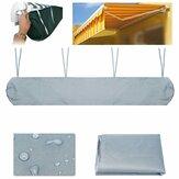 300DOxfordOutdoorPatioLuifelOpbergtas Regen Zon UV Tent Zonnescherm Luifel Waterdichte Cover Dust Protector