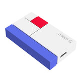 ORICO Chroma Portable SSD USB3.1 Gen2 Type-C M.2 NGFF SATA Solid State Drive 1TB 500GB 250GB for Laptop Video Editing Camera