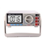 VC8045-II Bench Top True RMS Multímetro AC DC Transistor Capacitância de Medição HFE Multimetro Tester Digital Electrical