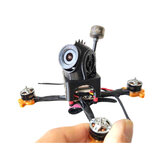 Raptor 3 Inch 116 mm Distancia entre ejes FPV Kit de cuadro Racing compatible DJI CADDX VISTA