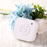 Baby Mini Nature Sound White Noise Machine USB Deep Sleep Therapy Relaxation Music Night Light