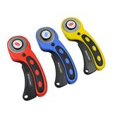 Rotary Cutting Knife 45mm DIY Clothing Sewing Tools Hand Cutting Knife Rotary Cutter Patchwork For Home Office Supplies