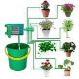 Arroseur automatique de système de Kits d'arrosage d'irrigation goutte à goutte Micro maison avec contrôleur intelligent pour jardin bonsaï intérieur