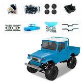 MN Modello MN45 KIT 1/12 2.4G 4WD Rc Auto senza ESC Batteria Trasmettitore ricevitore