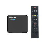 MAGICSEE C500 PRO S2X + T2 Amlogic S905X3 4 + 32 GB 5 GHz WiFi BT4.2 Android 9.0 4K Smart-TV-Box DVB-T2 DVB-S2X / S2 Satelliten-TV-Empfänger