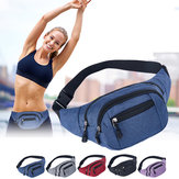 Outdoor Sports Climbing Fitness Running Waist Bag Waterproof Large Capacity Bag