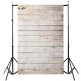 5x7Ft Vinyl Wood Wall Cloth Studio Props Backdrop Photography Photo Background