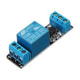 250A 10A DC12V 1-kanałowy moduł przekaźnika niskiego poziomu Active Dla Home Smart PLC Geekcreit dla Arduino - produkty współpracujące z oficjalnymi płytami Arduino