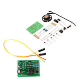 5pcs DIY NE555 Ding Dong Bell Doorbell Module Kit DIY Music DIY Electronic Production Training Kit
