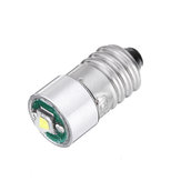 E10 3W LED Flashlight Replacement Bulb Torch Light DC 3-18V White 1PCS