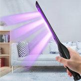 Przenośna lampa LED Deep UV Sterylizator z lekkim telefonem 20s Natychmiastowa sterylizacja Lampa Akumulator Antybakteryjny pręt dla podróżujących z rodziną