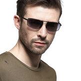 Mens Summer Outdoor UV400 Non-Spolaryzowane bezramowe Sunglasse