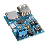 10 Stücke MP3 Lossless Decoder Board Mit Leistungsverstärkermodul TF Karte Decoding Player