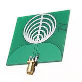 2.0GHz--10.5GHz UWB-ultra Wideband Antenna Pulse Antenna Rosette Antenna